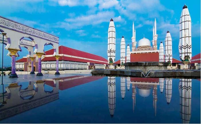 rental mobil masjid agung semarang